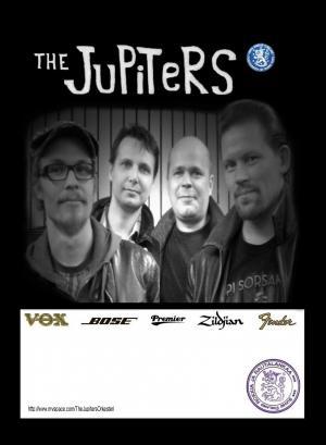 Kuva Aitoa Rockia ja Rautalankaa The Jupiters