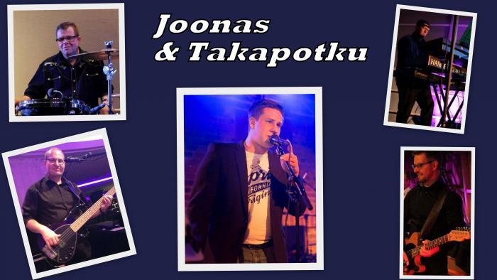 Kuva Joonas & Takapotku band