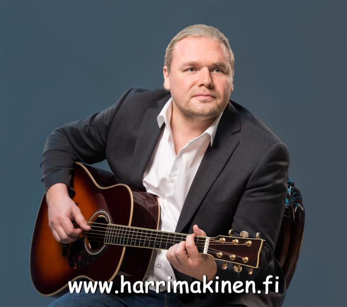 Kuva Trubaduuri Harri Mäkinen