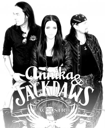 Kuva Annika & Jackdaws