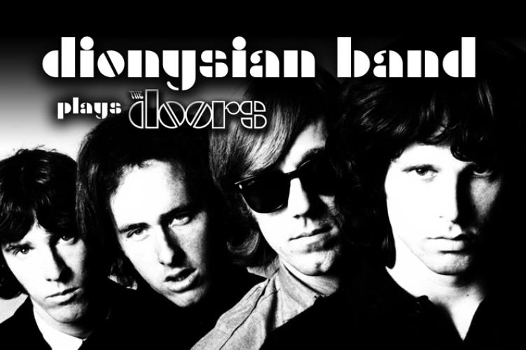 Kuva Dionysian Band plays the Doors