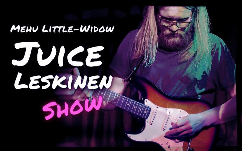 Kuva Juice Leskinen Show