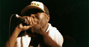 Hiphop- ja RAP-esiintyjät